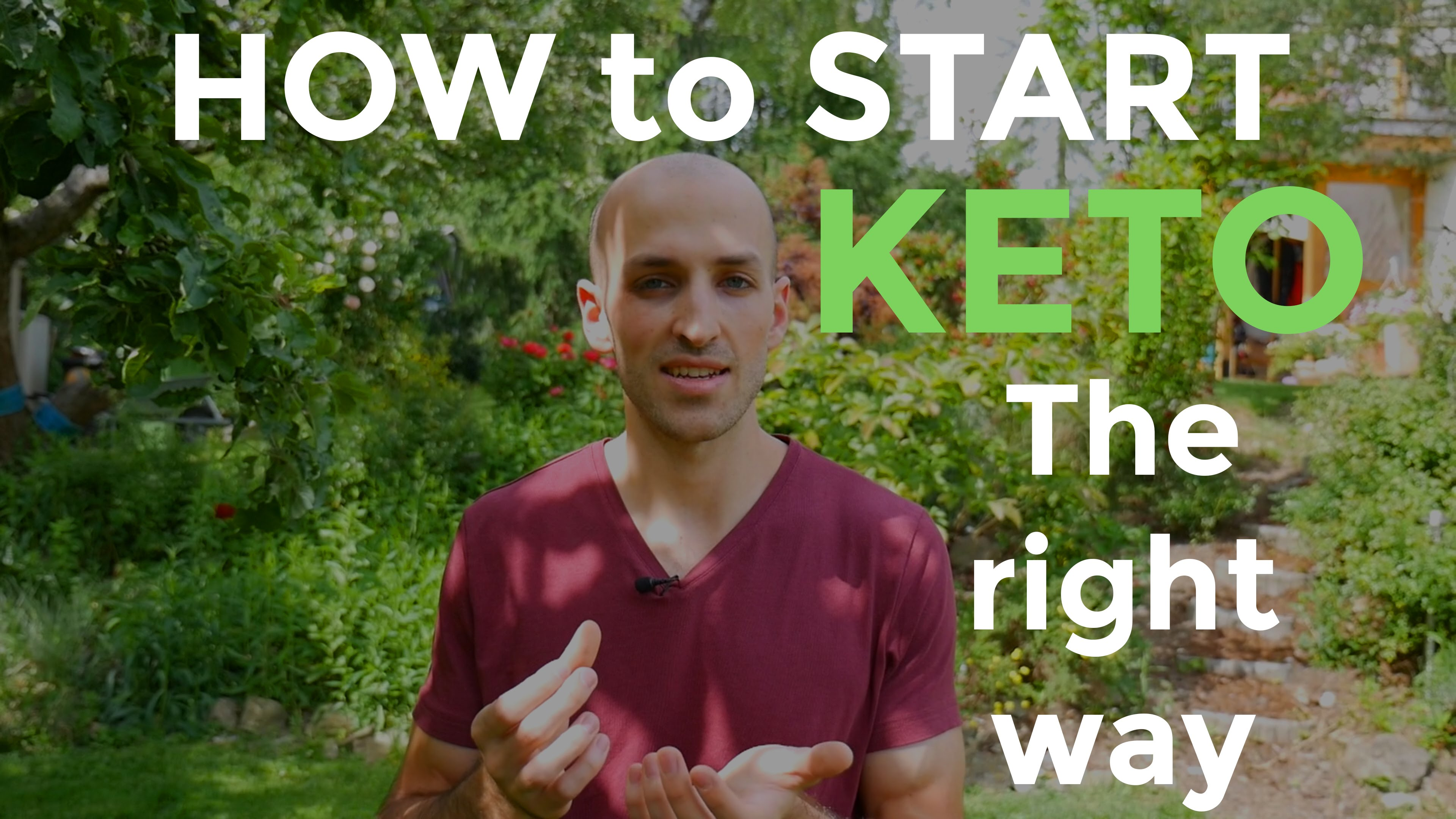 How to start a Ketogenic Diet the right way - Minimalist Keto