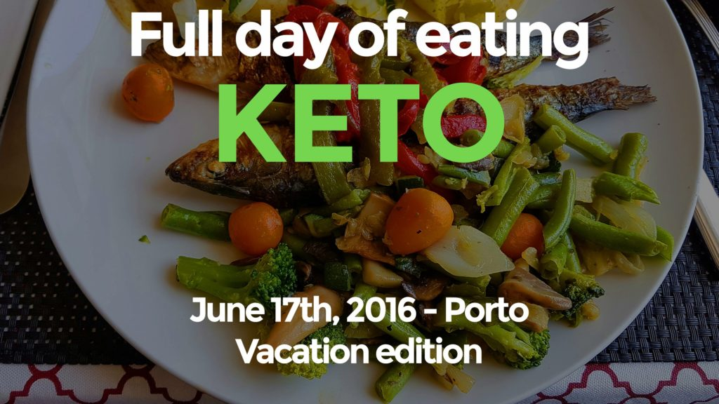 Full day of eating Keto on vacation (Portugal) | Minimalist Keto